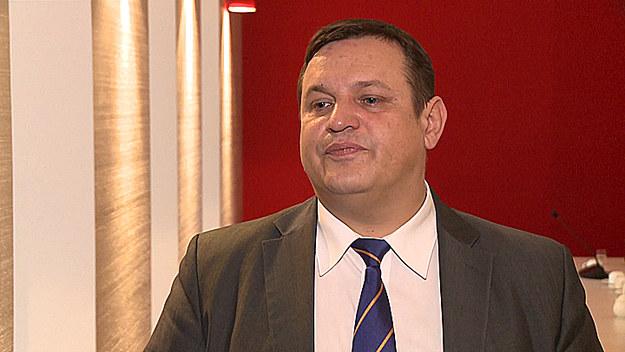 Przewodniczący zespołu problemowego ds. prawa pracy RDS Jacek Męcina /Newseria Biznes