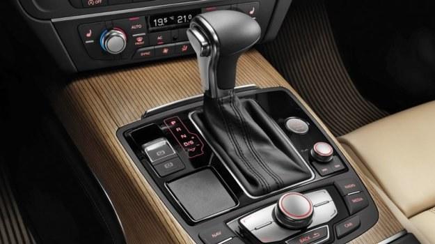Przewodnik po automatach /Audi