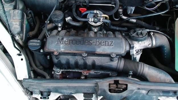 Przewodnik po silnikach Mercedesa /Motor