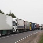 Przewoźnicy chcą blokować przejścia graniczne