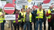 Przewoźnicy protestują przeciw niemieckim i francuskim przepisom