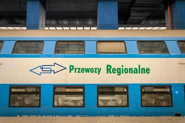 Przewozy Regionalne mają nowego p.o. prezesa. Fot. Łukasz Krajewski Agencja Gazeta /