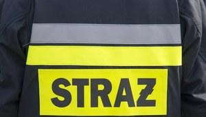 Przewrócona cysterna blokuje ruch na A1 w kierunku Łodzi