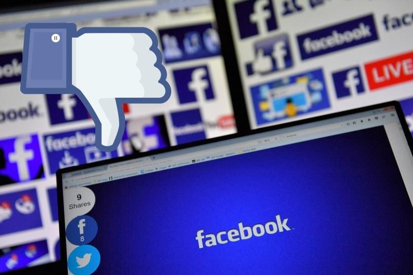 Przez akcję #DeleteFacebook amerykański serwis społecznościowy będzie musiał zrobić naprawdę wiele, aby odzyskać zaufanie użytkowników /AFP