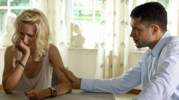Przez kilka tygodni Chodakowski i Paulina bardzo się do siebie zbliżą /MTL Maxfilm