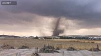 Przez Malagę przeszło tornado