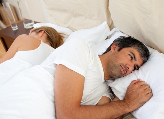 Przez masturbację seks z żoną przestał mi sie podobać. /© Panthermedia