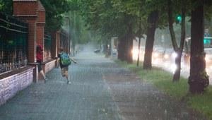 Przez Polskę przetoczą się intensywne burze