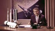 Przez trupy do gwiazd: Geniusz NASA, który salutował Hitlerowi