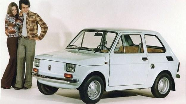 Przez wiele lat Fiat 126p był w Polsce wymarzonym samochodem rodzinnym. /Fiat