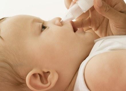 Przeziębione dziecko koniecznie powinno być karmione piersią!