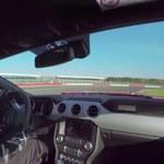 Przeżyj wirtualne okrążenie Silverstone w Fordzie Mustangu!