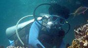 Przeżył zawał pod wodą
