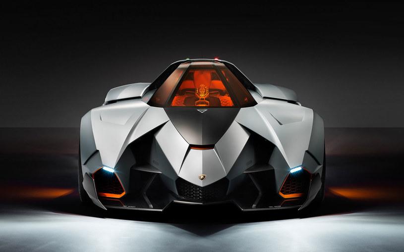 Przód Lamborghini Egoista /materiały prasowe
