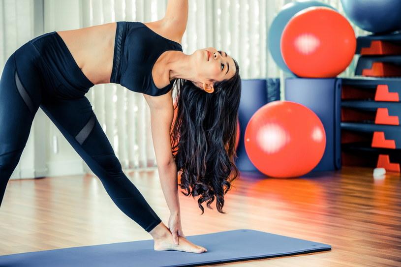 Przy aktywności fizycznej trzeba stosować odpowiednią dietę /123RF/PICSEL