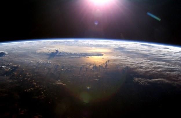 Przy braku atmosfery, promieniowanie kosmiczne może uniemożliwić powstanie życia na każdej planecie /NASA