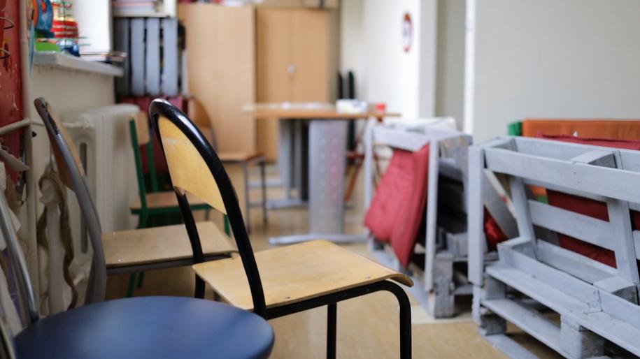 Przy obecnym, niskim finansowaniu psychiatrii dziecięcej i potężnych brakach kadrowych zmniejszenie tych długich kolejek jest niemożliwe /Michał Dukaczewski /RMF FM