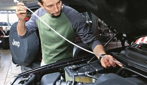 Przy okazji oględzin należy sprawdzić poziom oleju (o ile jest taka możliwość) - zazwyczaj robi się to po rozgrzaniu. /Motor
