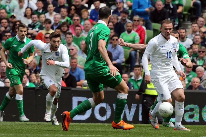 Przy piłce Wayne Rooney /AFP