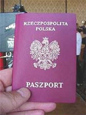 Przy podróżach po UE paszporty nie będą już potrzebne? /Archiwum