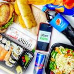 Przy pomocy Uber Eats można zamówić jedzenie ze stacji bp