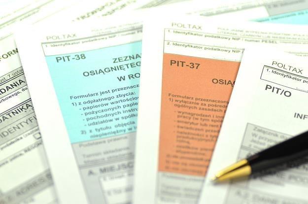 Przy rozliczeniach z fiskusem za 2014 r. będą obowiązywały zmienione formularze podatkowe /©123RF/PICSEL