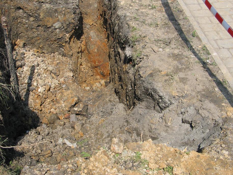 Przy ulicy Złotej w Warszawie znaleziono niewybuch. Zdjęcie ilustracyjne /Archiwum RMF FM /RMF FM