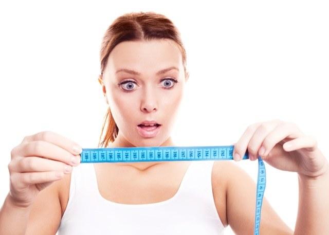 Przybieranie na wadze a biust /© Photogenica