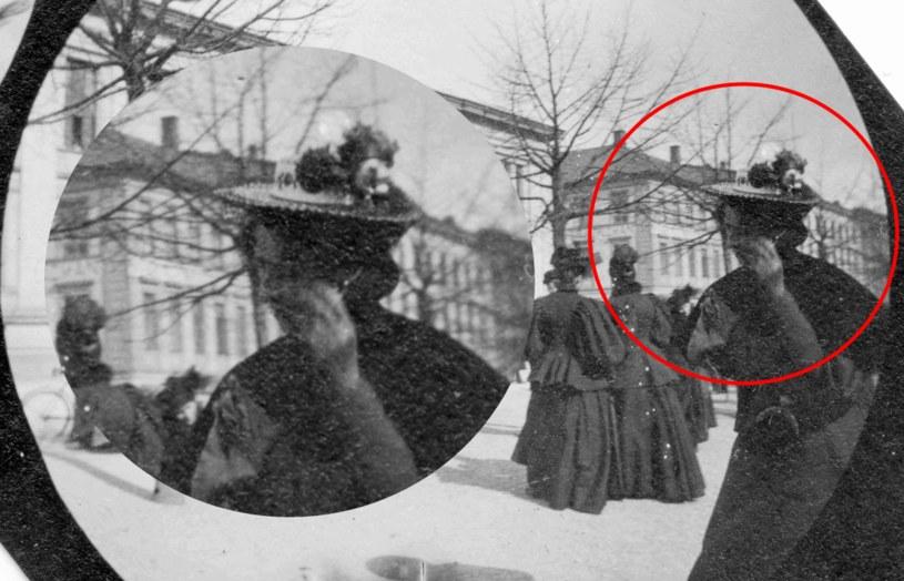 Przybliżenie na zdjęcie. FOT. Digitaltmuseum.no /materiały prasowe