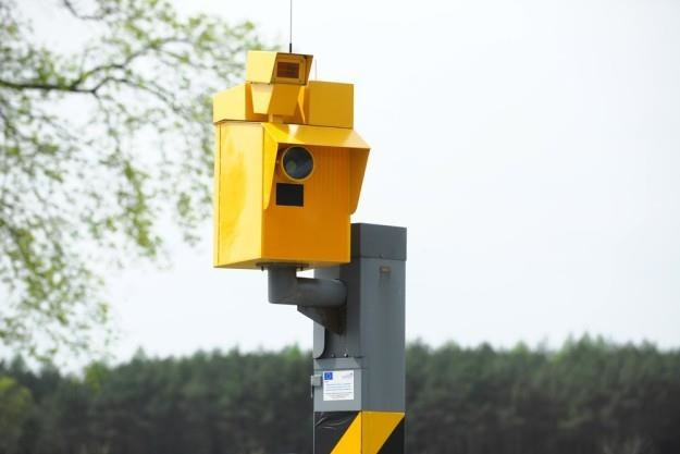 Przybywa radarów na polskich drogach / Fot: Piotr Matusewicz /East News