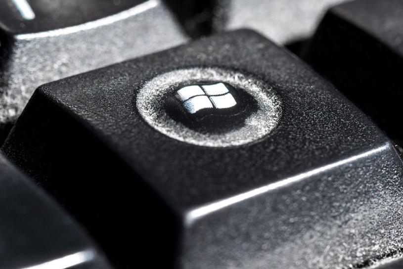 Przycisk Windows /123RF/PICSEL