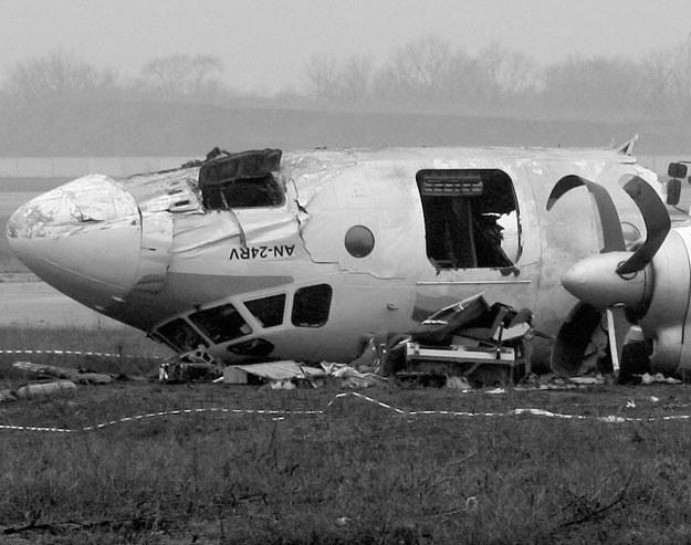 Przyczyną katastrofy rządowego AN-24 były turbulencje (zdjęcie ilustracyjne) /AFP