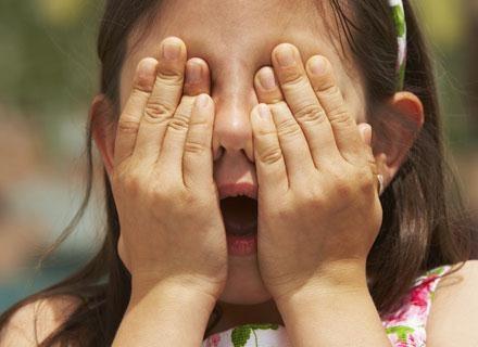 Przyczyną większości dziecięcych lęków są... wytwory własnej wyobraźni /© Panthermedia