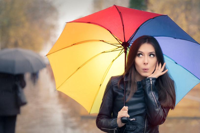 Przydadzą się nam parasole /AFP