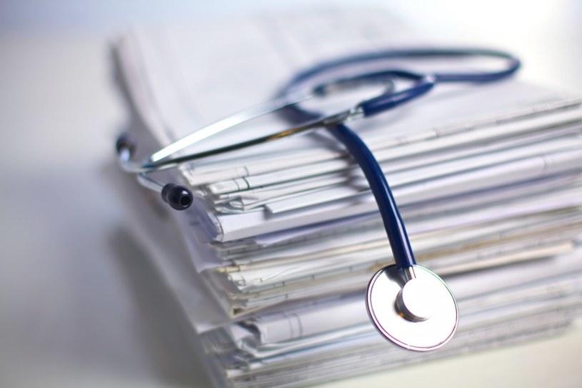 Przydaje się dokumentacja medyczna /©123RF/PICSEL