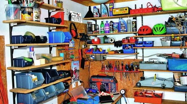 Przydatne w garażu /Motor