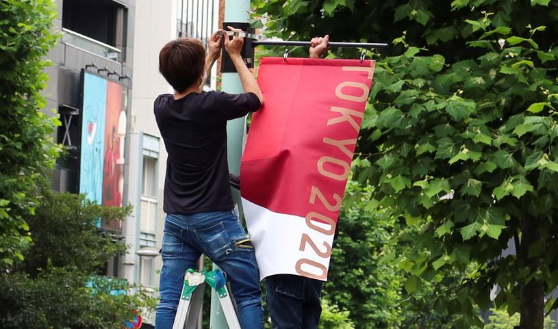 Przygotowania do Igrzysk Olimpijskich w Tokio /Paweł Kopczyński /Agencja FORUM