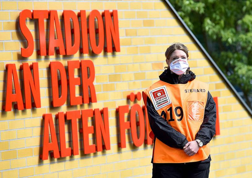 Przygotowania do meczu Unionu z Bayernem /East News