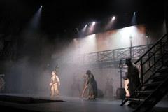 """Przygotowania do premiery """"Les Miserables"""" w Teatrze Roma"""