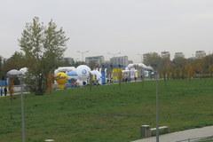 Przygotowania do PZU Cracovia Półmaraton Królewski