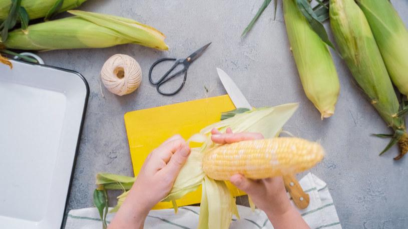Przygotowanie kukurydzy /©123RF/PICSEL