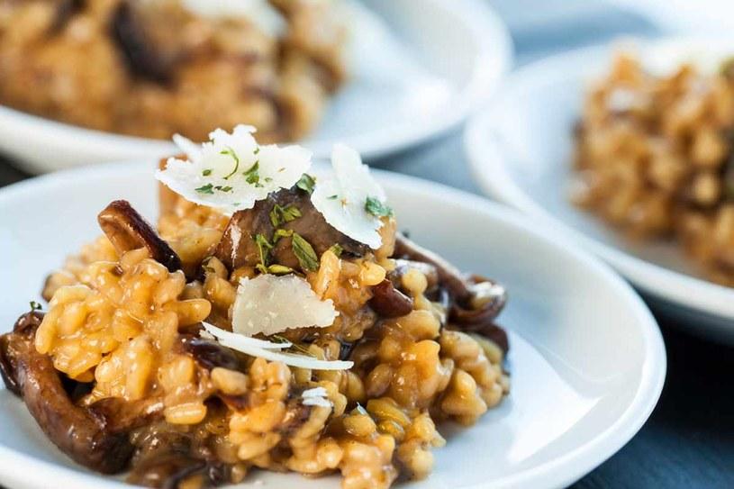 Przygotuj pyszne risotto! /Smaki Życia