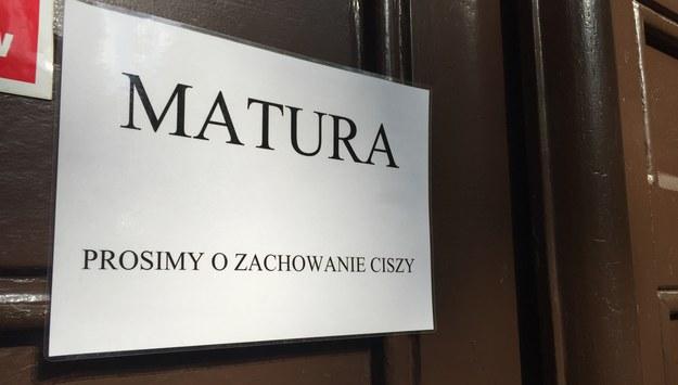 """Przygotuj się do matury z RMF FM i """"Dziennikiem Gazetą Prawną""""! /Aneta Łuczkowska /RMF FM"""