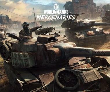 Przygotuj się do walki o fortunę w World of Tanks: Mercenaries