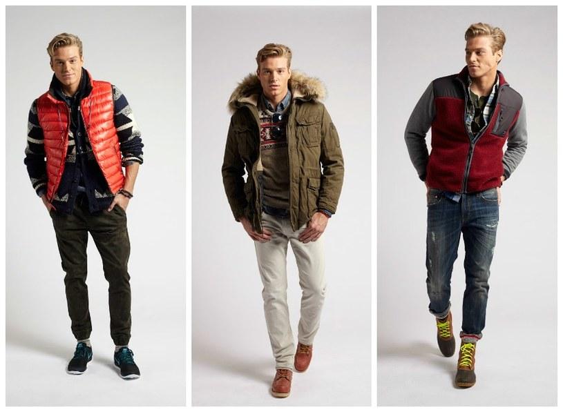 Przygotuj się na zimę z American Eagle Outfitters /materiały prasowe