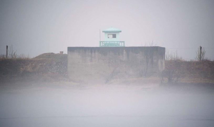 Przygraniczne miasto Dandong /AFP