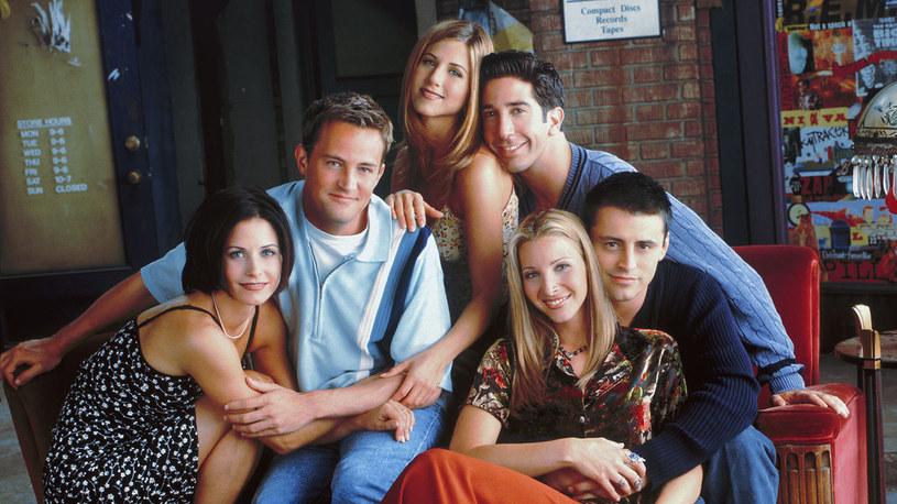"""""""Przyjaciele"""" powracają! Wszystkie odcinki od 15 kwietnia można znaleźć na platformie HBO GO /HBO /materiały prasowe"""