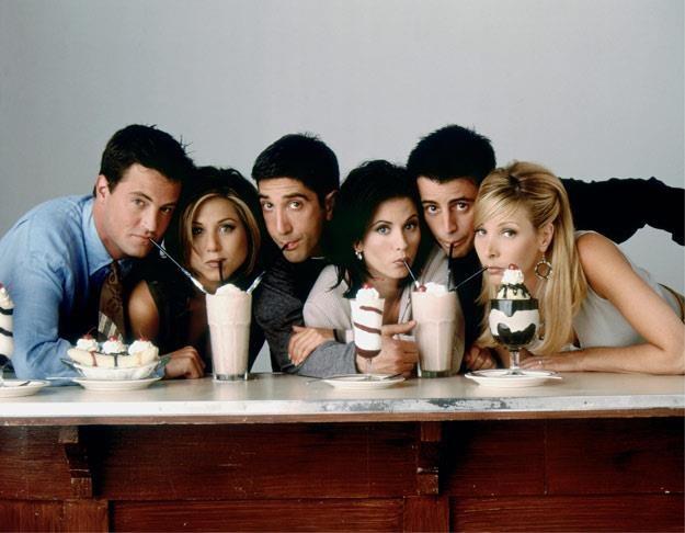 """""""Przyjaciele"""" to jeden z najpopularniejszych seriali wszech czasów /"""