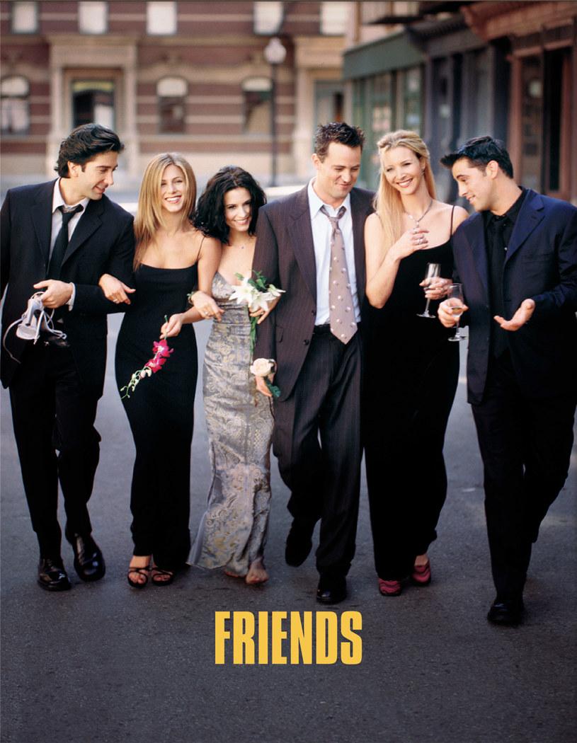 """""""Przyjaciele"""" /Getty Images"""
