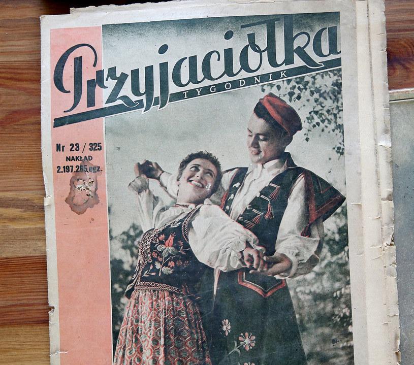 """""""Przyjaciółka"""", podobnie jak """"Przekrój"""" i """"Kobieta i Życie"""", to dzieło Jerzego Borejszy i jeden z tytułów należących do imperium """"Czytelnika"""" /East News"""